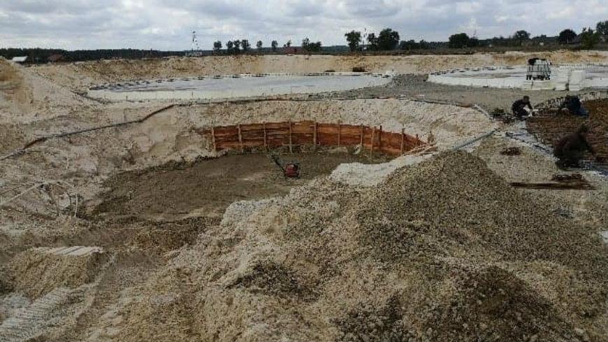 W Gminie Krzeszyce na terenie  Strefy Gospodarczej Krzeszyce-Karkoszów powstaje pierwsza w powiecie sulęcińskim biogazownia.