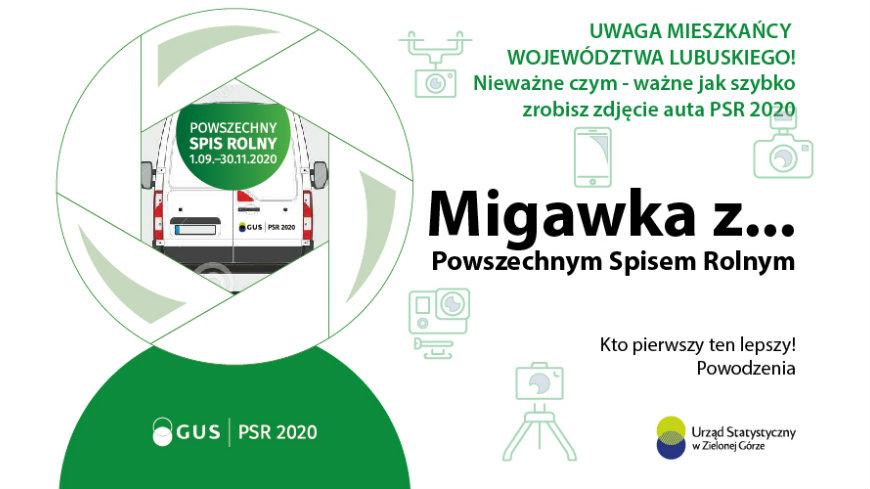 Bus Powszechnego Spisu Rolnego będzie na terenie Gminy Krzeszyce w dniu 25 Listopada !!!